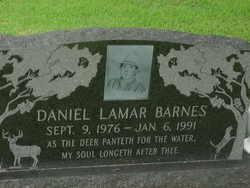 Daniel Lamar Barnes