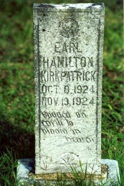 Earl Hamilton Kirkpatrick