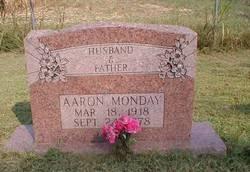 Aaron Monday