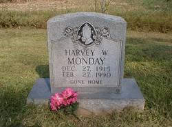 Harvey W. Monday