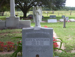 Lucy Belle <i>Gray</i> Ainsworth