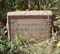 Gertrude E. Palmer