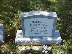 Martin J. Ruscher