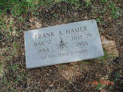 Frank Hamer