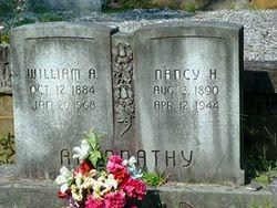 Nancy Cordelia <i>Howell</i> Abernathy