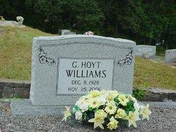 Grady Hoyt Williams