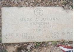 Mack A. Jordan