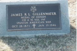 James Robert Lee Gillenwater