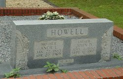 Anor Lee Annie <i>Mullins</i> Howell