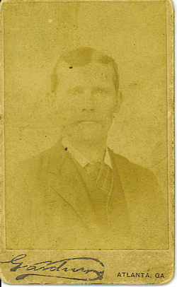 W.E. Morrison, Sr