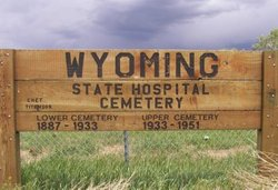 Wyoming State Hospital Cemetery