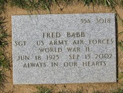 Fred Babb