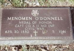 Menomen O'Donnell