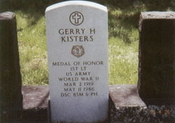 Gerry Herman Kisters