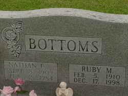 Nathan E Bottoms