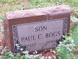 Paul Charles Bogs