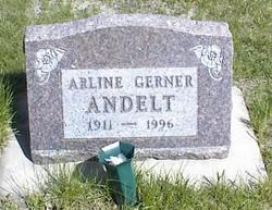 Arline C. <i>Gerner</i> Andelt