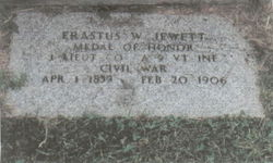 Erastus W. Jewett