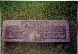 Irene <i>Dier</i> Schmidt