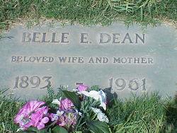 Belle Elizabeth <i>Boston</i> Dean