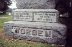 Adm John Lorimer Worden