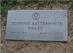 Johnnie Ruth <i>Boswell</i> Finley