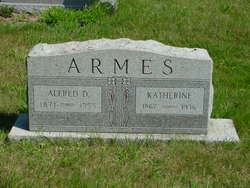 Alfred D. Armes