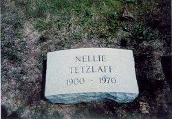 Ellen E Nellie <i>Andrews</i> Tetzlaff