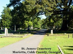 Saint James Episcopal Cemetery