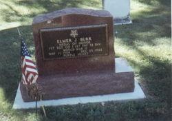 Sgt Elmer J. Burr