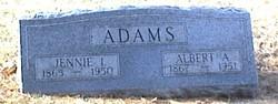 Jennie Inez <i>Pierce</i> Adams
