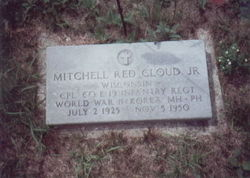 Mitchell Red Cloud, Jr