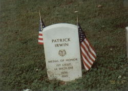 Lieut Patrick Irwin