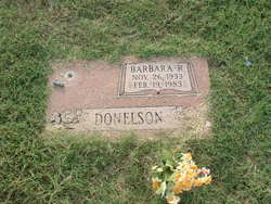 Barbara R. Donelson