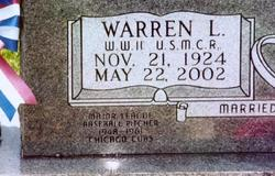 Warren Louis Hacker