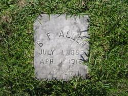 B F Allen