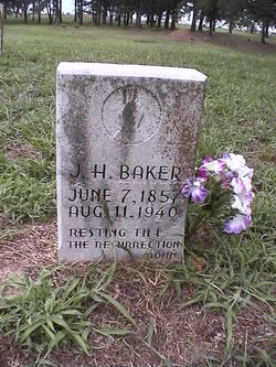 J. H. Baker