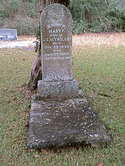 Mary F. <i>Vaughn</i> Reynolds