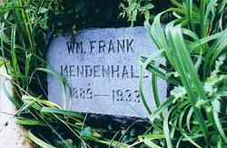 William Frank Mendenhall