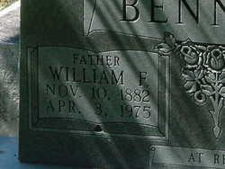 William F Bennett