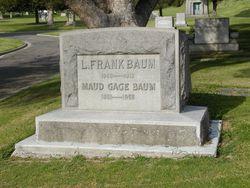 Maud <i>Gage</i> Baum