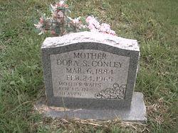 Dora Susan <i>Hutchinson</i> Conley