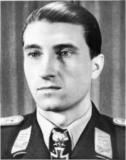 Maj Walter Nowotny