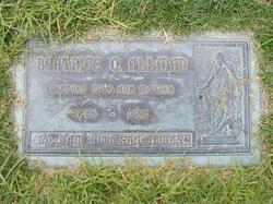 Beatrice O. Allman