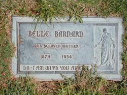Belle <i>Harbeck</i> Barnard