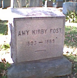 Amy <i>Kirby</i> Post