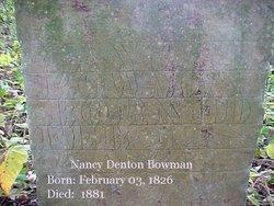 Nancy <i>Denton</i> Bowman