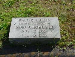 Walter H. Allen