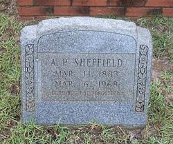 A. P. Sheffield
