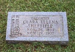 Clara Ellena Sheffield